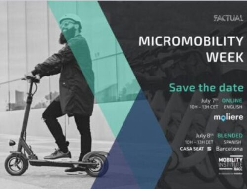 NuMIDAS in the Micromobility week